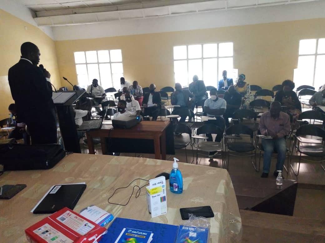 Appui à la sensibilisation de proximité contre la covid19 (ONG DAP-RDC)