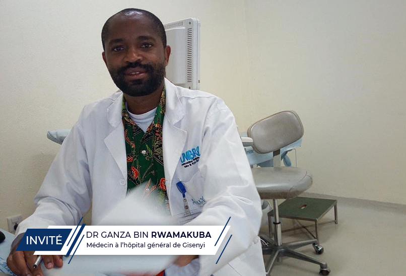 Le Dr GANZA BIN RWAMAKUBA trouve la consommation de la chicha sans moindre mesure barrière comme une voie facile de contamination à la COVID-19