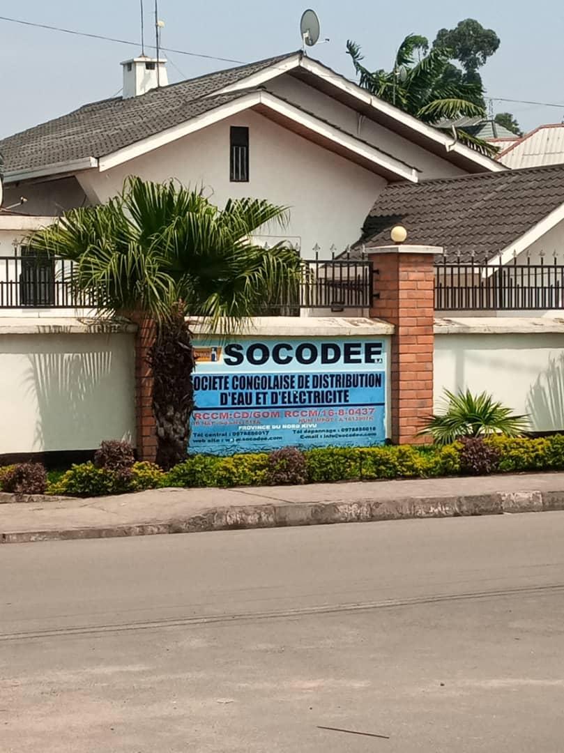 Mercredi 26 Mai, 14h00 Goma#infonyiragongo2021 : La SOCODEE rétablit le courant chez ses abonnés.