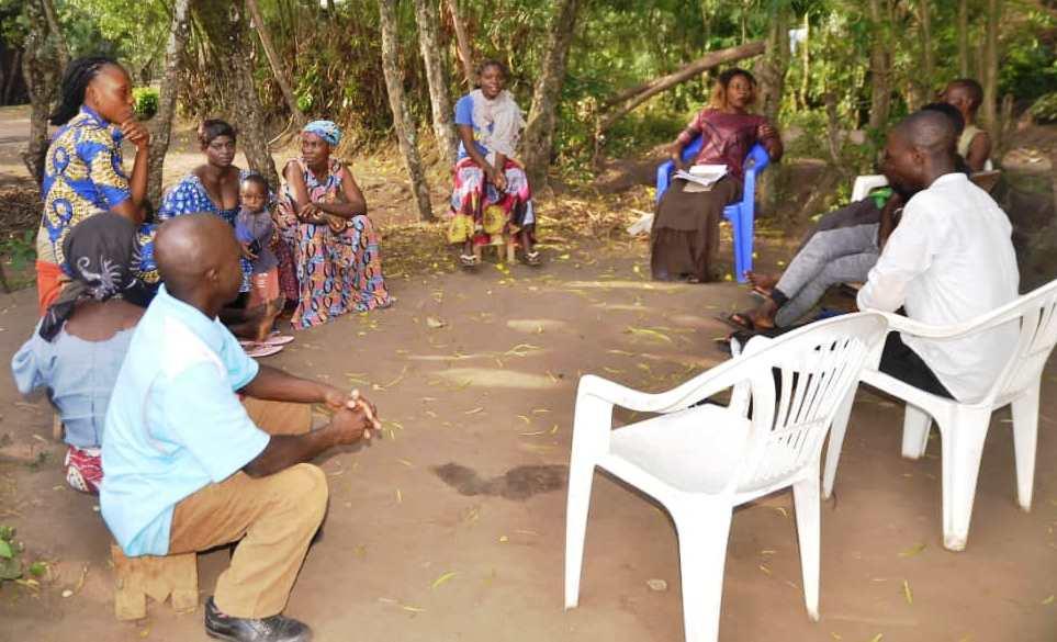 Rutshuru : Amani-Institute ASBL a accompagné des groupes de dialogue « Afia-Amani »  durant le mois d'avril dernier