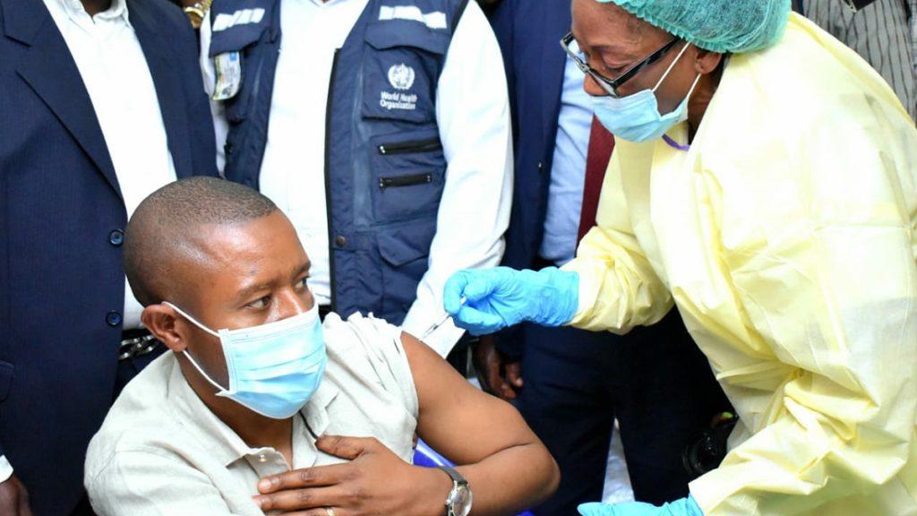 Nord-kivu : Lancement des opérations de vaccination contre la covid-19, le magazine CORONA TABU YA JAMII de Pole Institute revient sur l'événement