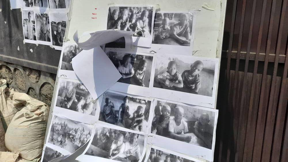 Mercredi 26 Mai, Goma 13h55 #InfoNyiragongo2021: Situation des enfants égarés.
