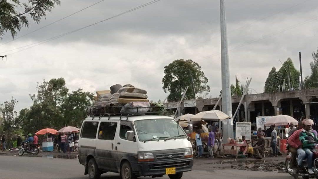 #InfoNyiragongo2021 : Retour progressif à Goma des déplacés du volcan Nyiragongo