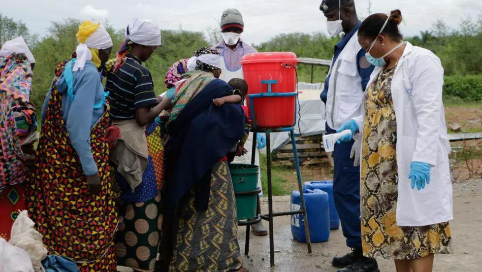 Burundi : Aux frontières du pays, les agents de migration font face à une pénurie des moyens de lutte contre le Covid 19