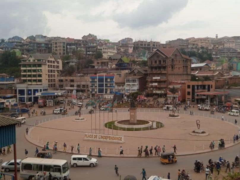 Le Sud Kivu se propose d'intensifier les mesures préventives Covid-19 en cette période post éruption du Nyiragongo