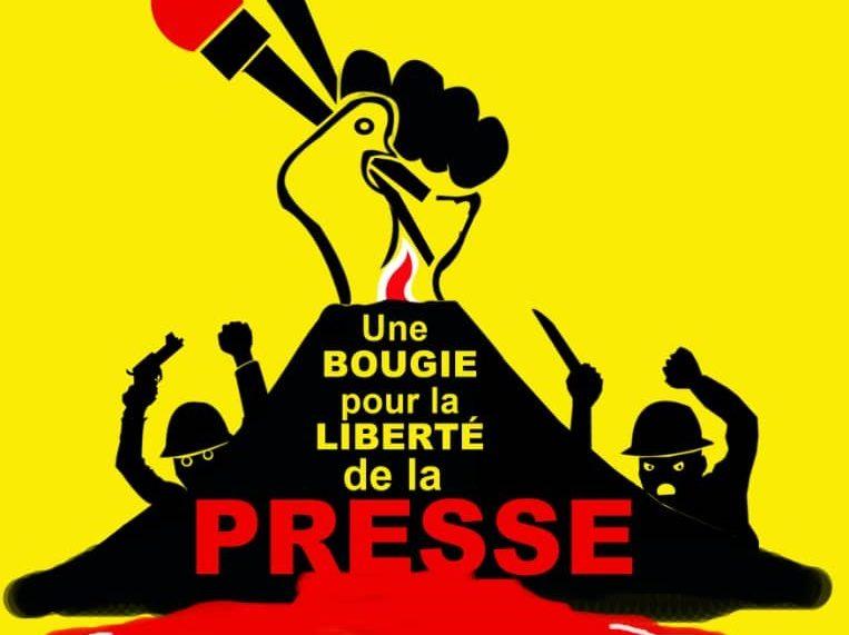 L'UNPC Nord Kivu poursuit la Campagne « Une bougie pour la liberté de presse»