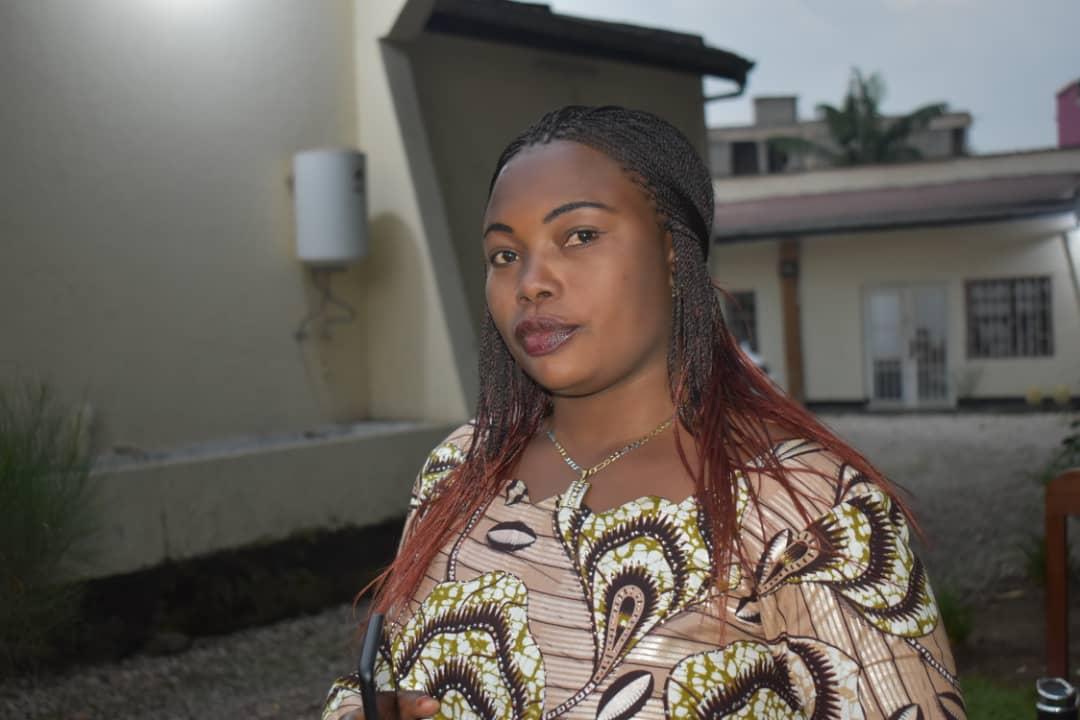 Divine BAHATI, héroïne dans l'ombre du projet régional Covid19
